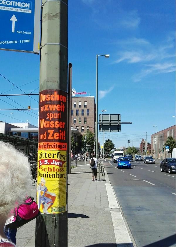 Лайфхак с намёком знакомства, Лайфхак, Берлин, Германия