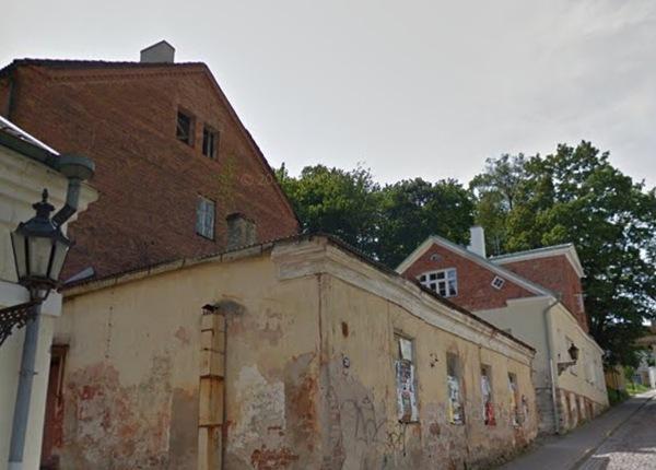 Ещё одно интересное преображение старого дома. Эстония, Тарту Эстония, Тарту, Ремонт, Дом, Длиннопост