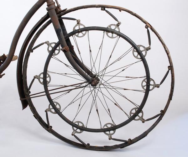 Подвеска. Сложно-навороченная. велосипед, колеса, подвеска, амортизация