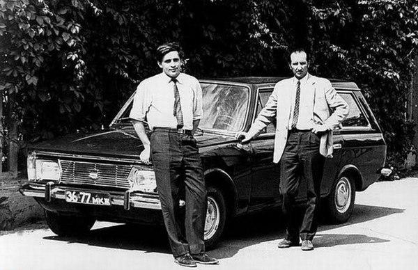 Автомобили и судьбы авто, Москвич, советский автопром, испытания
