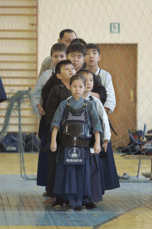 Нападение Казахстана на Японию