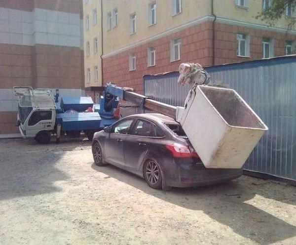 Вот это я понимаю багажник