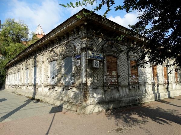Министерство имущества Челябинской области продает заброшенное историческое здание за 13 млн. Челябинск, Здание