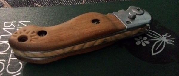 Когда самый дешевый нож становится самым дорогим. нож, сопли