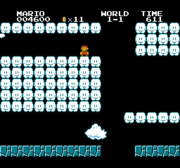 Неизвестные миры Super Mario Bros. марио, super mario bros, dendy, игры, ретро, длиннопост