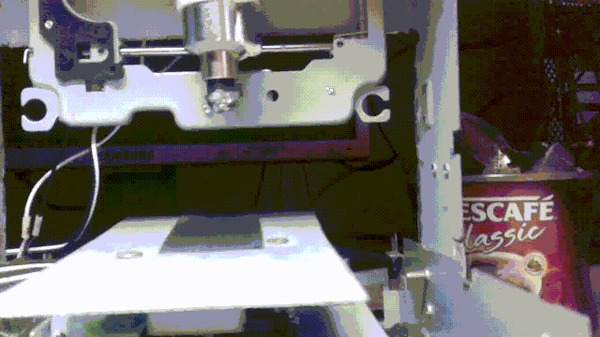 ЧПУ лазерный гравер меньше чем за 200р. Часть 3 Лазер, Чпу, Arduino, Длиннопост, Гравер, Самоделки, Гифка