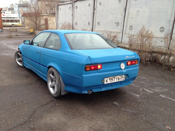 Когда у тебя есть BMW, но ты всегда хотел москвич Москвич 2140, Bmw, Тройка, Авто, Самоделки