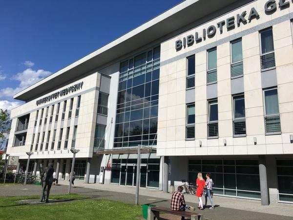 Жизнь в Польше. Библиотеки Польша, Библиотека, Фотография, Длиннопост