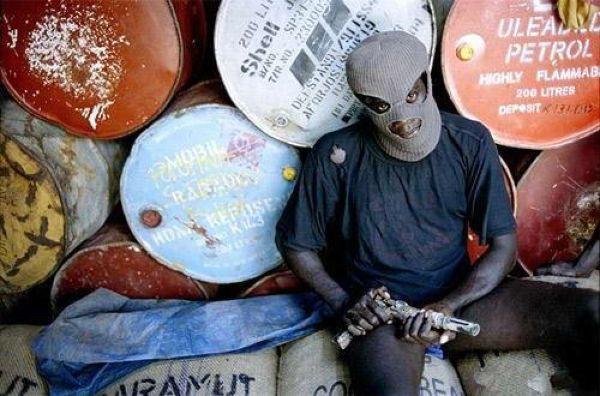 Рэсколы Папуа-Новая Гвинея, банда, фотография, длиннопост
