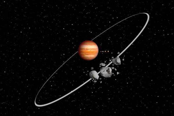 У Юпитера нашлись еще два малых спутника наука, астрономия, Юпитер, спутник