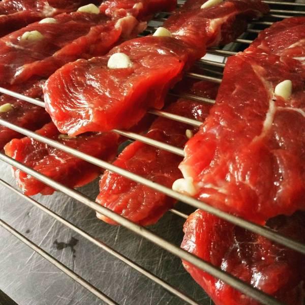 Горячее копчение говядины копчение, горячее копчение, говядина, мясо, коптильня, длиннопост