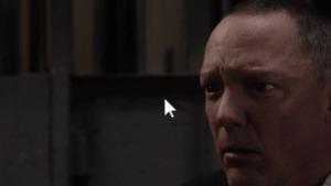 """Художественный фильм """"Отчаяние"""" Твин Пикс, Курсор, Adobe After Effects, Гифка"""