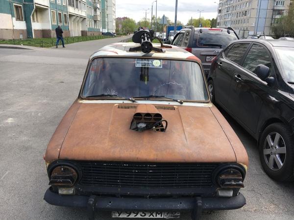 Машина убийца Тачка на прокачку, Санкт-Петербург