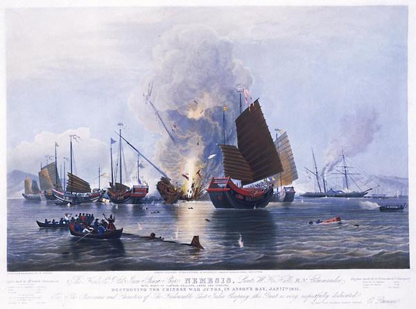Крымская война: китайские пираты и игра по разным правилам Лига историков, Крымская война, 1853-1856, длиннопост