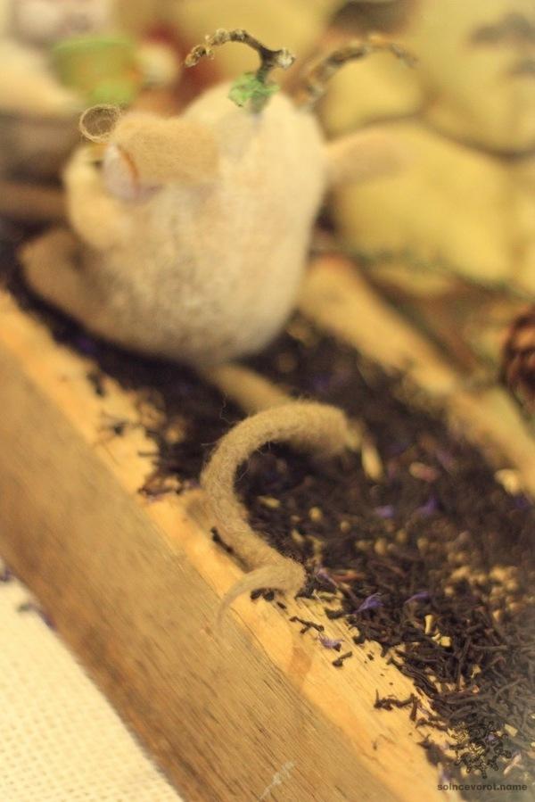 Чайные тролли рукоделие, Своими руками, Творчество, тролль, Интересное, длиннопост