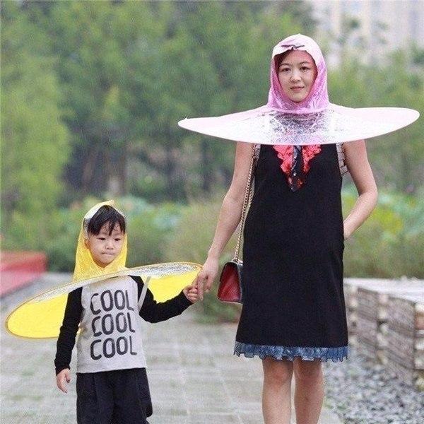 Сомбреро-зонт от Али