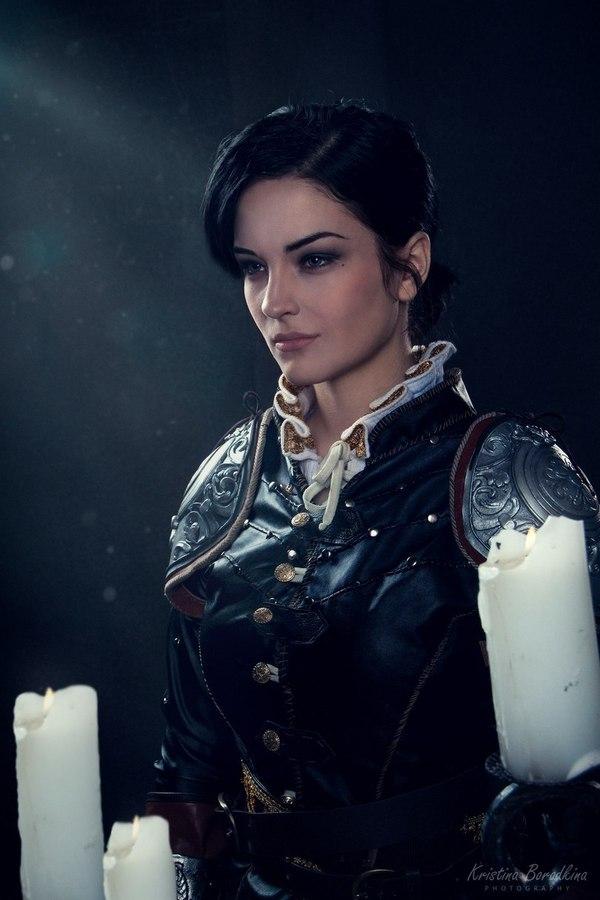 Cosplay Syanna (The Witcher) Сианна, Syanna, The Witcher 3:Wild Hunt, Ведьмак 3, Косплей, Длиннопост