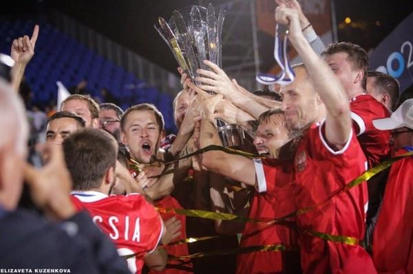 Сборная России стала чемпионом Европы да, Мужская, да, По Футболу ! сборная России, сборная россии по футболу, чемпионы, фантастика, футбол