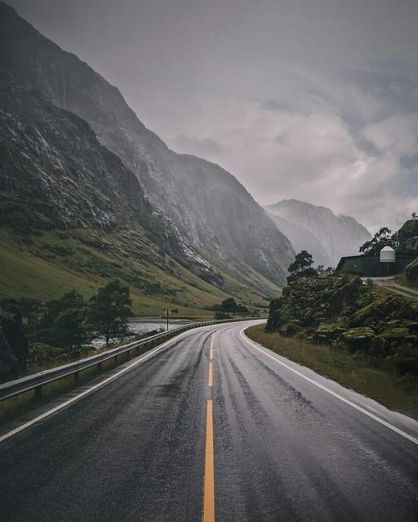 Роскошные пейзажи Норвегии - Страница 3 14978833841184626
