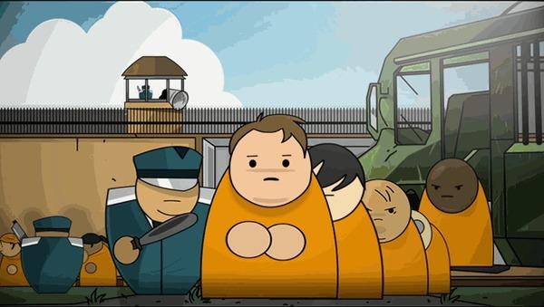 Восстание заключенного
