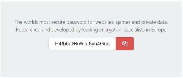 Самый надежный в мире пароль пароль, криптография, юмор