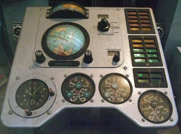 Навигационное оборудование космического корабля Восход. навигатор, космос, Космический корабль, Восход, длиннопост