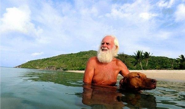 Бывший миллионер 20 лет прожил на необитаемом острове необитаемый остров, миллионер, разорение