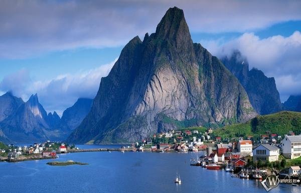 Роскошные пейзажи Норвегии - Страница 3 1498144125131354114