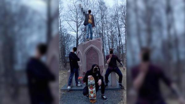В Карелии полицейского наказали за комментарий к фото зигующих подростков карелия, Нацисты, несправедливость