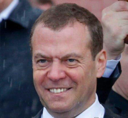 Когда обиделся на друга, но  он  смешно пошутил Медведев, FaceApp, mdk, Шутка, политика