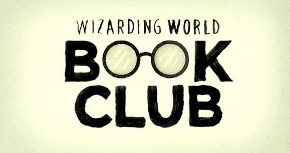 Волшебный книжный клуб Гарри Поттер, книжный клуб, книги