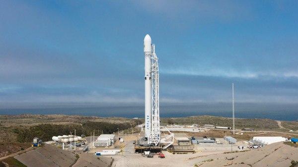 SpaceX осуществила второй пуск Falcon 9 за 48 часов SpaceX, Falcon 9, Iridium NEXT 2, космос, видео