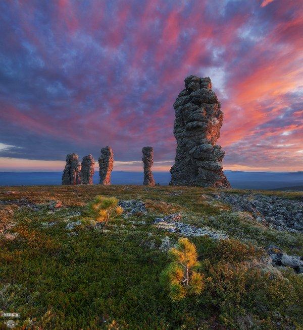 Плато Маньпупунёр. фотография, пейзаж, Россия, плато Маньпупунёр