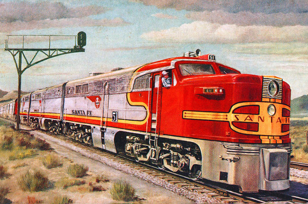 Великий рельсовый погром: как в США сознательно «убили» пассажирские железные дороги Железная Дорога, США, история, Интересное, длиннопост, onlinerby