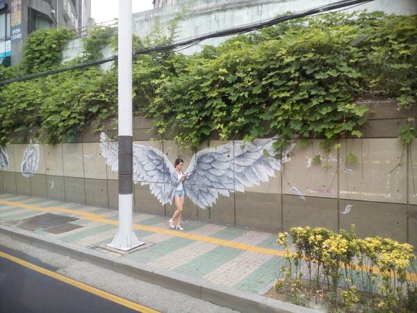 Ангел ангел, момент, корея
