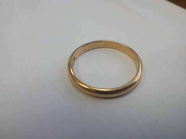 А что, а вдруг? Ленинградская область, Финляндия, кольцо, украшение, находка, длиннопост