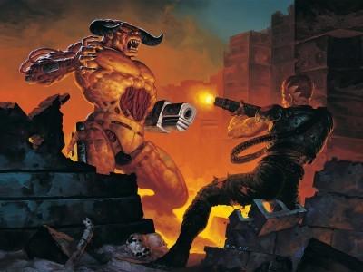 Создатель DOOM решил избавиться от своей копии легендарного шутера Doom, Doom 2, Компьютерные игры, Геймеры