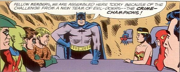 Знакомство с комиксами: Justice League of America #21 супергерои, Dc comics, Лига Справедливости, justice society, комиксы-канон, длиннопост