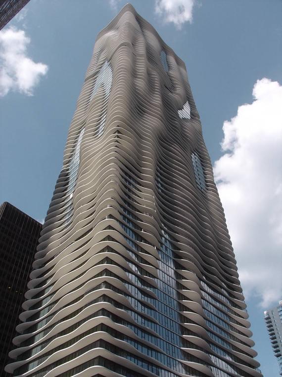Этот дом в Чикаго ещё не прогрузился