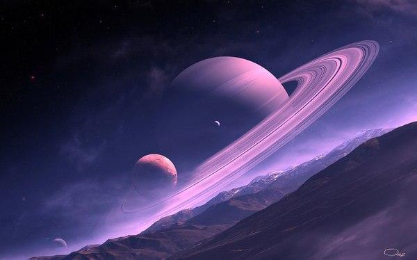 Звёздное небо и космос в картинках - Страница 6 1498684852191666812