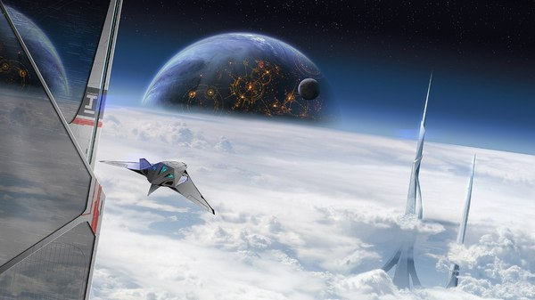 Звёздное небо и космос в картинках - Страница 5 1498684874192511948