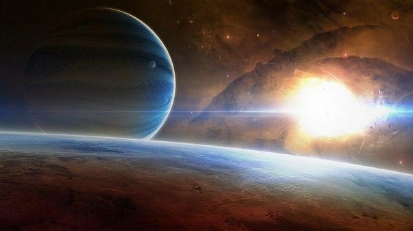 Звёздное небо и космос в картинках - Страница 5 1498684878198013956