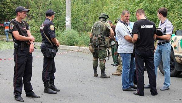 Власти ДНР заявили о теракте в центре Донецка события, Политика, Украина, ДНР, Донецк, взрыв, теракт, РИА Новости, видео