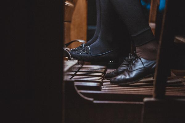 Органисты орган, ноги, музыканты, концерт, репортаж, фотография, длиннопост