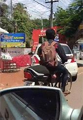 Когда всю жизнь мечтал о мотоцикле