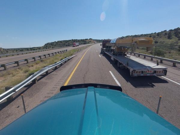 Аризона дальнобойщики, фотография, США, Аризона, длиннопост