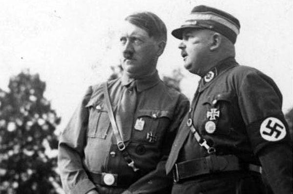 Полёт «Колибри». Как Адольф Гитлер избавился от «революционных масс» Полёт Колибри, Адольф Гитлер, ТРЕТИЙ РЕЙХ, власть, Политика, революция, история, длиннопост