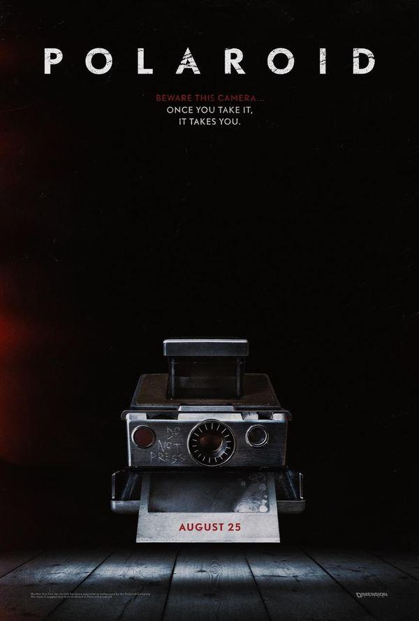 """""""Polaroid"""" возвращается. В виде фильма ужасов... Я знаю чего ты боишься, Ужасы, Polaroid, Анонс, Трейлер, Видео, Длиннопост"""