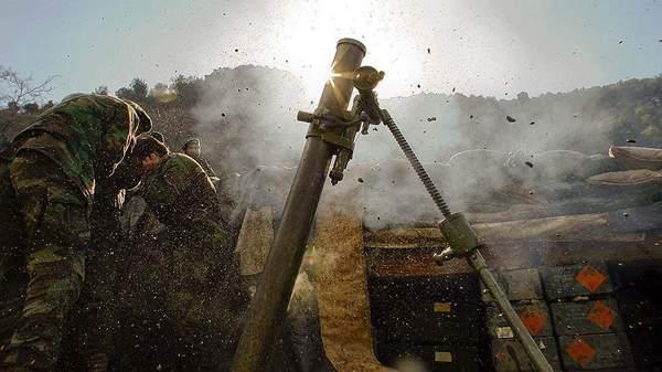За сутки ВСУ обстреляли 17 населенных пунктов ДНР. На самой Украине обесточены 745 городов и поселков Украина, ВСУ, обстрел, обстрел днр, новости, ливень, последствия, политика