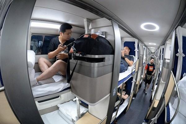 Плацкарт по-китайски Плацкарт, Китай, Комфорт, Поезд, Длиннопост